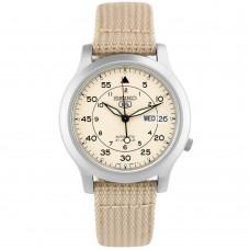 Seiko 5 vintage orologio automatico 21 jewels daydate unisex snk803k2 automatic