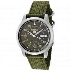 Seiko 5 vintage orologio automatico 21 jewels daydate unisex snk805k2 automatic