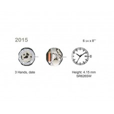 Meccanismo o movimento al quarzo per orologi miyota 2015 made in japan orologio watch