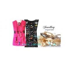 Abito appendibile organizer gioielli bijoux trucco portagioielli oggetti