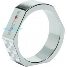 Anello acciaio sector jewels in action unisex sc032j05a listino 29,00 misura 27