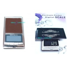 Bilancia bilancino portaltile pocket 0.01g - 300g orafi medicinali display digitale