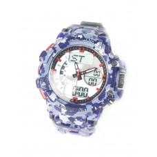 Gianvix orologio da polso shock resist multi funzione wr30mt sport watch gxm