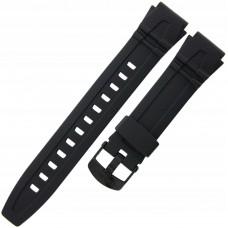 Cinturino 10162532 Casio originale ansa 18-22,5mm HDD-600-1AVWC 600G-9AVW