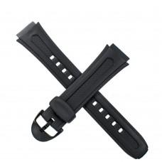 Cinturino Casio 10202335 originale ansa 24-18mm serie W-210-1AW 1BW 1BVM 1CVD 1DVM 1AVW