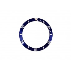 Inserto blu indici argento compatibile per ghiera Rolex Submariner 16610 16800-2 RLX green