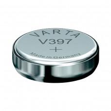 Varta batteria pila 1,55 v v397 sr726sw per orologio bottone tampone orologi