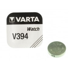 Varta batteria pila 1,55 v v394 sr936sw per orologio bottone tampone orologi