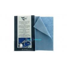 Panno professionale silbo per pulizia argento lucida pulisce gioielli preziosi argenteria