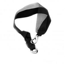 Breil collana steel hook acciaio e nastrino 2111010301 listino 85