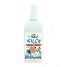 Gill' s deo deodorante profumo talco cani e gatti 150ml spry cane gatto