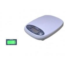 Bilancia di precisione 1g - 7kg da cucina alimenti gioiellieri e orafi con display digitale