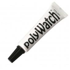 Pasta per lucidatura Polywatch togli graffi righe vetri plastica esalite orologi display cellulari