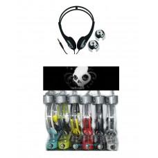 Scullcandy cuffie stereo portatili mp3 mp4 cellulare ipad iphone ipod ski snow
