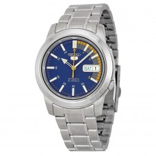 Seiko 5 vintage orologio automatico 21 jewels daydate unisex snkk27k1 automatic