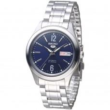 Seiko 5 vintage orologio automatico 21 jewels daydate unisex snkm55k1 automatic