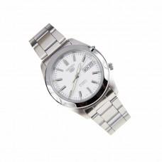 Seiko 5 vintage orologio automatico 21 jewels daydate unisex snkm61k1 automatic