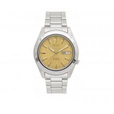 Seiko 5 vintage orologio automatico 21 jewels daydate unisex snkm63k1 automatic