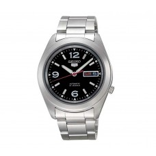 Seiko 5 vintage orologio automatico 21 jewels daydate unisex snkm77k1 automatic
