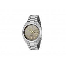 Seiko 5 vintage orologio automatico 21 jewels daydate unisex snxs75k1 automatic