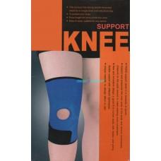 Fascia elastica regolabile per ginocchio tutore supporto protezione ginocchiera