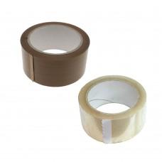 Nastro adesivo 36 rotoli 50x66 top quality avana silenzioso imballaggio