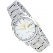 Seiko 5 vintage orologio automatico 21 jewels daydate unisex snkl77k1 automatic