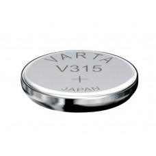 Varta batteria pila 1,55 v v315 sr716sw per orologio bottone tampone orologi